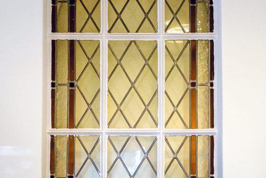 St. Joseph - Heemskerk - glas in lood raam