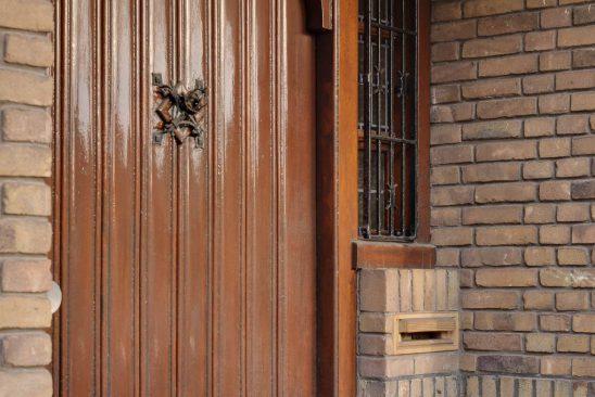 St. Joseph - voor renovatie - deur - Heemskerk