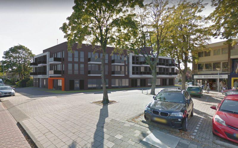 Trefpuntkerk Alkmaar - artist impression